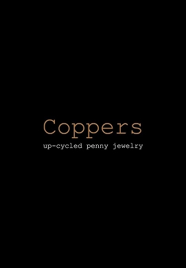 Copper's - up-cycled penny jewelry
